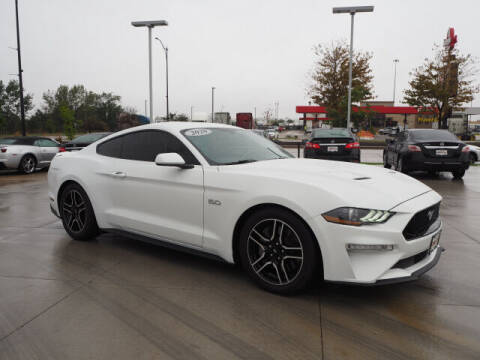 2020 Ford Mustang for sale at SIMOTES MOTORS in Minooka IL