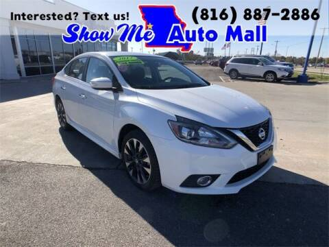 2017 Nissan Sentra for sale at Show Me Auto Mall in Harrisonville MO