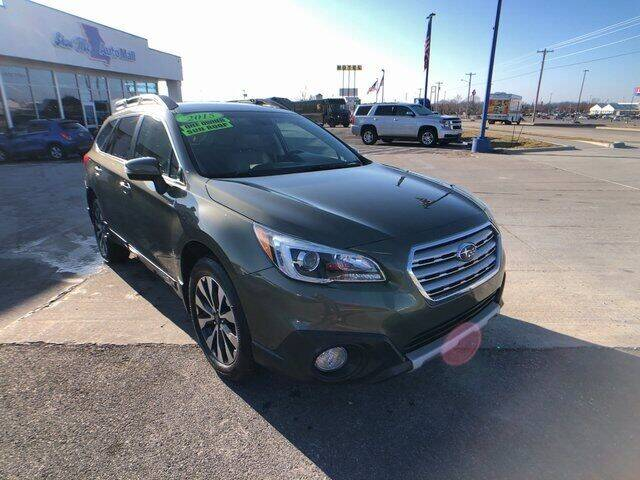 2015 Subaru Outback for sale at Show Me Auto Mall in Harrisonville MO