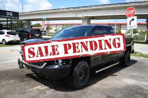 2018 Chevrolet Silverado 1500 for sale at STS Automotive - Miami, FL in Miami FL