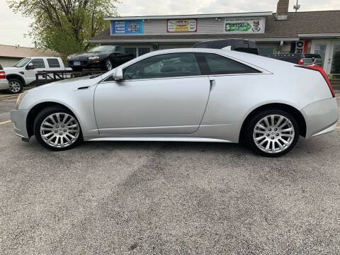 2012 Cadillac CTS for sale at Revolution Motors LLC in Wentzville MO