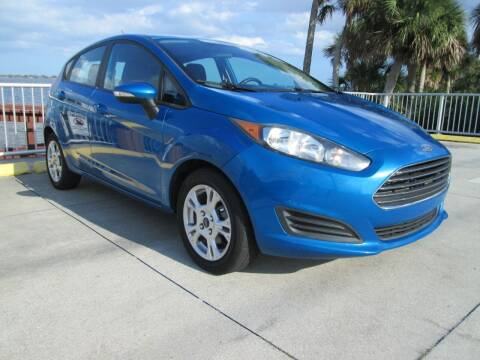 2015 Ford Fiesta for sale at Best Deal Auto Sales in Melbourne FL
