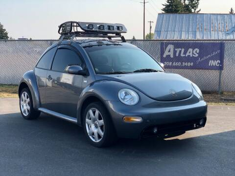 2003 Volkswagen New Beetle for sale at Atlas Automotive Sales in Hayden ID