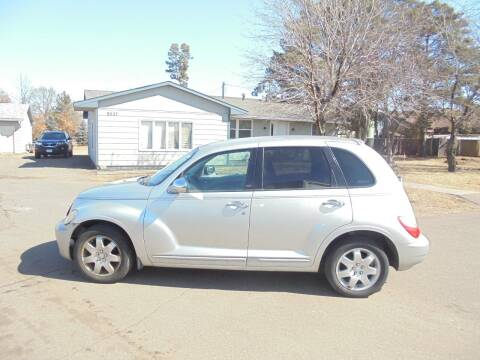 2009 Chrysler PT Cruiser for sale at Engels Autos Inc in Ramsey MN