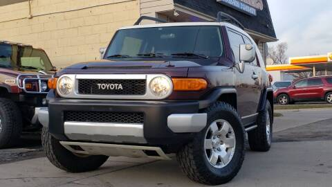2007 Toyota FJ Cruiser for sale at Nationwide Auto Sales in Melvindale MI