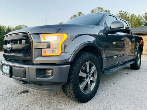 2016 Ford F-150 for sale at Classic Luxury Motors in Buford GA