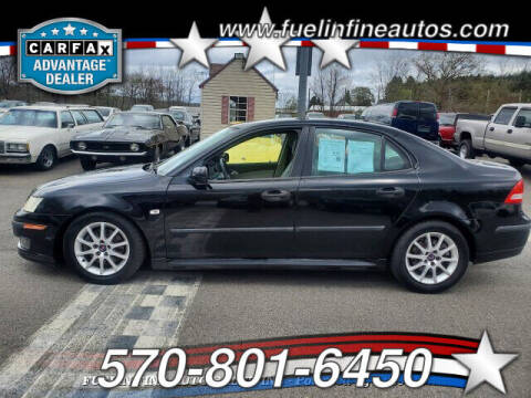 2005 Saab 9-3 for sale at FUELIN FINE AUTO SALES INC in Saylorsburg PA