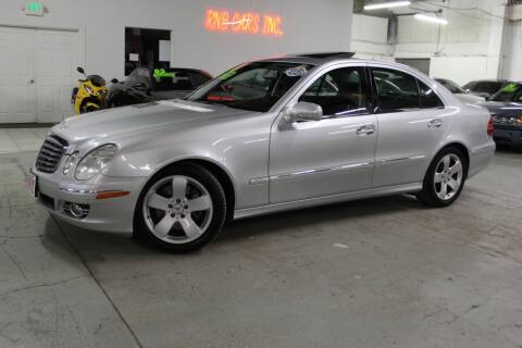 2007 Mercedes-Benz E-Class for sale at R n B Cars Inc. in Denver CO