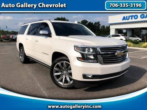 2016 Chevrolet Suburban for sale at Auto Gallery Chevrolet in Commerce GA