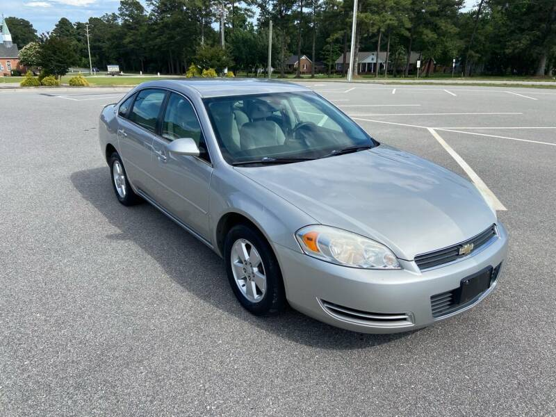 2007 Chevrolet Impala for sale at Carprime Outlet LLC in Angier NC