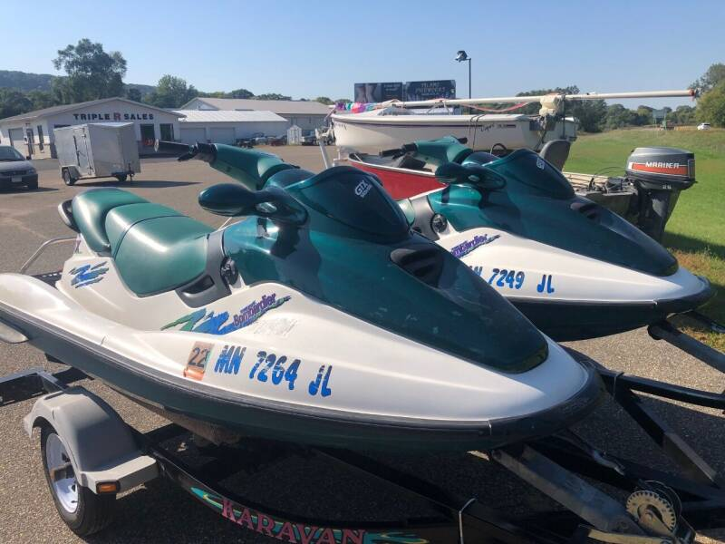 1997 Sea-Doo GTX for sale at Triple R Sales in Lake City MN