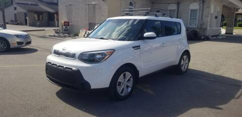 2015 Kia Soul for sale at Steel River Auto in Bridgeport OH