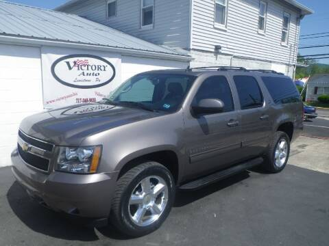 2014 Chevrolet Suburban for sale at VICTORY AUTO in Lewistown PA
