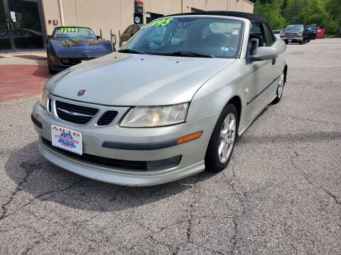 2005 Saab 9-3 for sale at Auto Wholesalers Of Hooksett in Hooksett NH