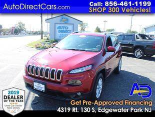 2014 Jeep Cherokee for sale at Auto Direct Trucks.com in Edgewater Park NJ