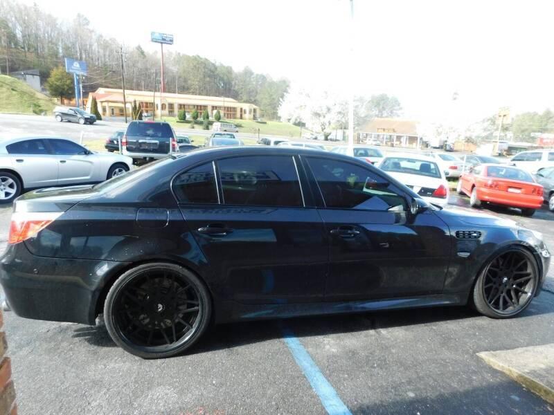 2006 BMW M5 for sale at Precinct One Auto Sales in Cartersville GA