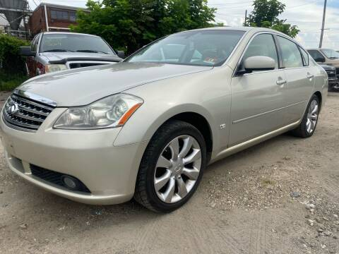 2006 Infiniti M35 for sale at Philadelphia Public Auto Auction in Philadelphia PA
