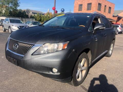 2011 Lexus RX 350 for sale at KINGSTON AUTO SALES in Wakefield RI