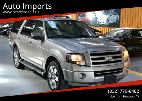 2009 Ford Expedition for sale at Auto Imports in Houston TX