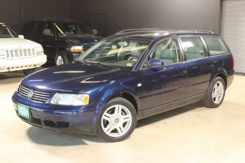 2001 Volkswagen Passat for sale at AUTOLEGENDS in Stow OH