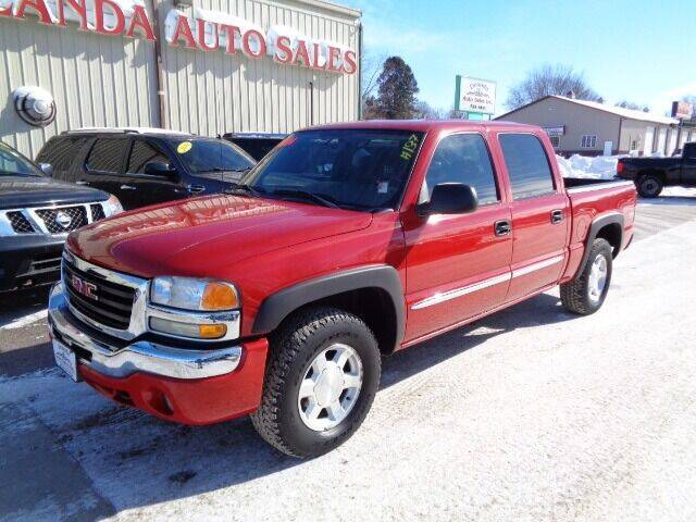 2004 GMC Sierra 1500 for sale at De Anda Auto Sales in Storm Lake IA