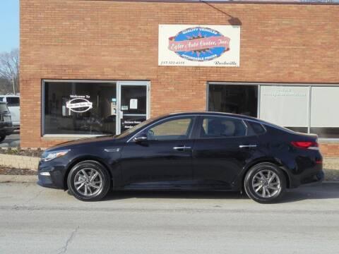 2020 Kia Optima for sale at Eyler Auto Center Inc. in Rushville IL