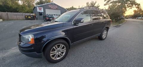2011 Volvo XC90 for sale at Ashland Auto Sales in Ashland MA