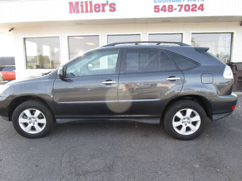 2009 Lexus RX 350 for sale at Miller's Economy Auto in Redmond OR