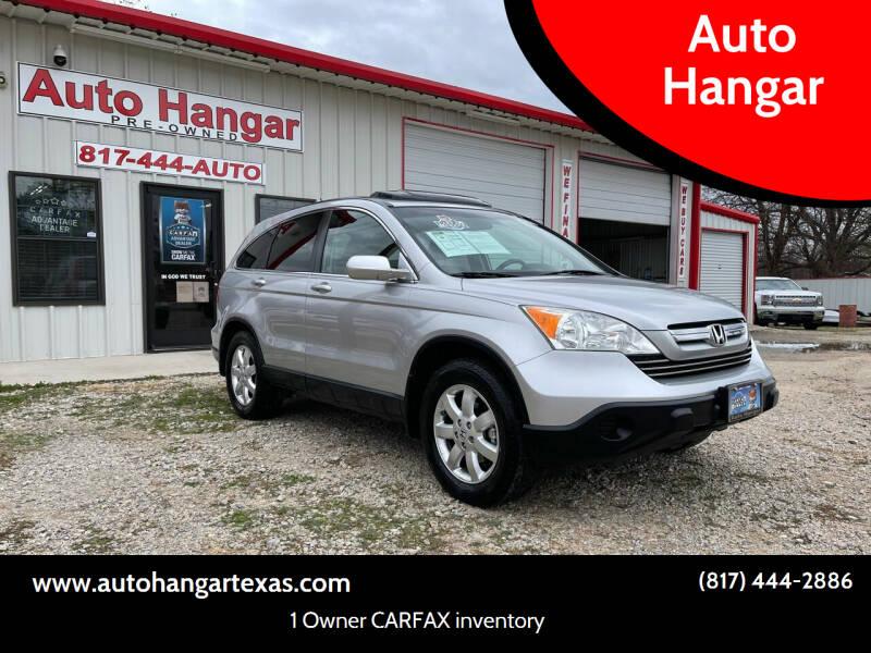 2009 Honda CR-V for sale at Auto Hangar in Azle TX