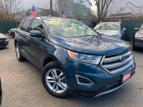 2016 Ford Edge for sale at Buy Here Pay Here Auto Sales in Newark NJ