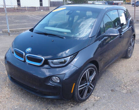 2015 BMW i3 for sale at JACKSON LEASE SALES & RENTALS in Jackson MS