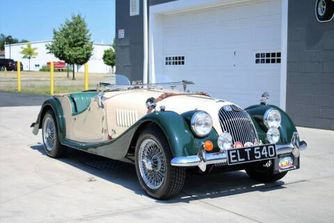 1970 Morgan 4/4 for sale at Great Lakes Classic Cars & Detail Shop in Hilton NY