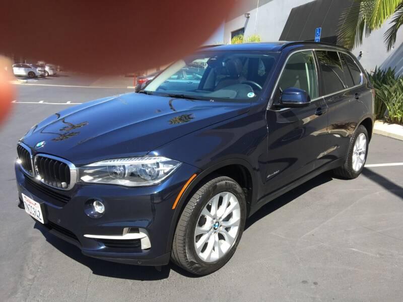 2016 BMW X5 for sale at MANGIONE MOTORS ORANGE COUNTY in Costa Mesa CA