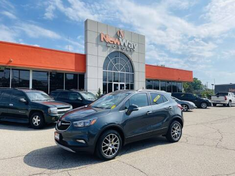 2017 Buick Encore for sale at New Way Motors in Ferndale MI