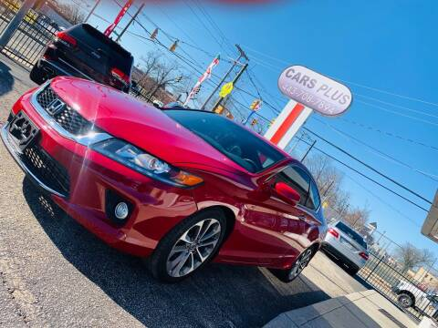 2013 Honda Accord for sale at i3Motors in Baltimore MD