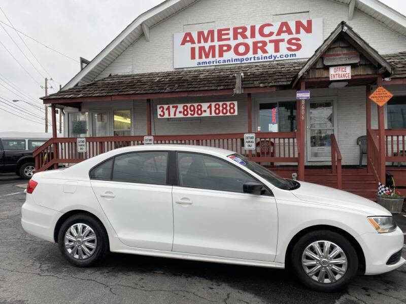2014 Volkswagen Jetta for sale at American Imports INC in Indianapolis IN