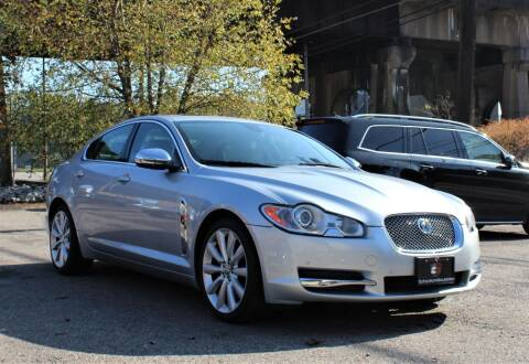 2011 Jaguar XF for sale at Cutuly Auto Sales in Pittsburgh PA