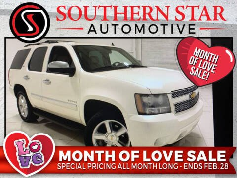 2009 Chevrolet Tahoe for sale at Southern Star Automotive, Inc. in Duluth GA