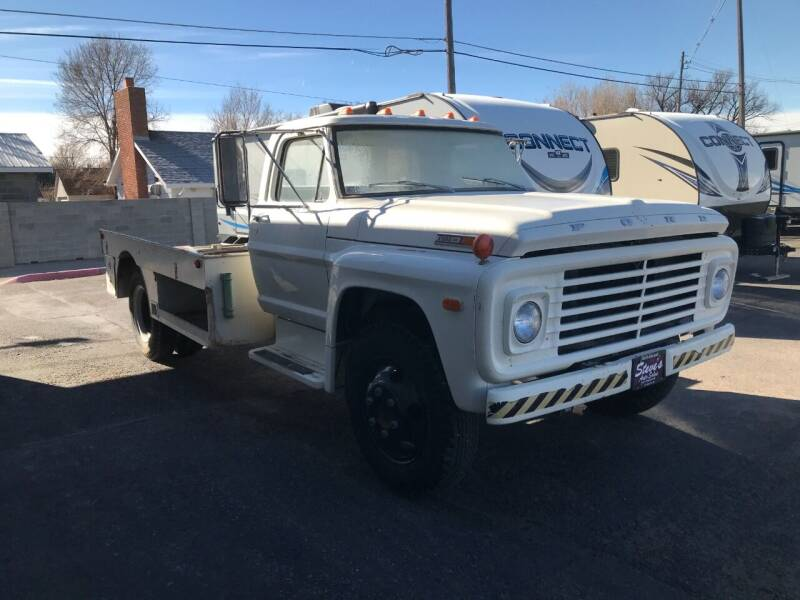 1972 Ford F-600 for sale at STEVE'S AUTO SALES INC in Scottsbluff NE