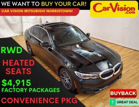 2019 BMW 3 Series for sale at Car Vision Mitsubishi Norristown in Trooper PA