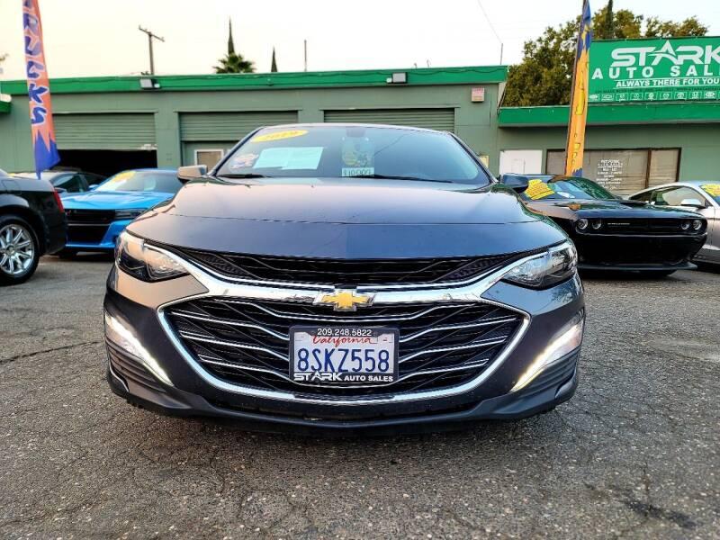 2019 Chevrolet Malibu for sale at Stark Auto Sales in Modesto CA