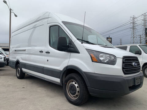 2017 Ford Transit Cargo for sale at Best Buy Quality Cars in Bellflower CA