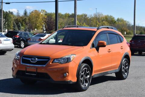 2013 Subaru XV Crosstrek for sale at Broadway Motor Car Inc. in Rensselaer NY