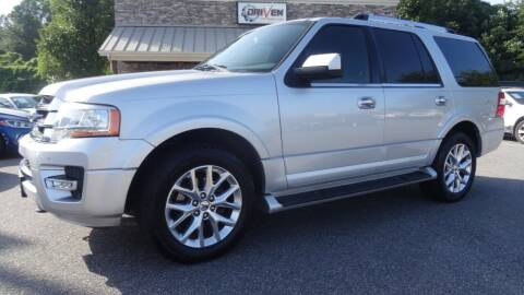 2015 Ford Expedition for sale at Driven Pre-Owned in Lenoir NC