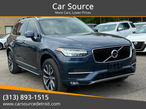 2018 Volvo XC90 for sale at Car Source in Detroit MI