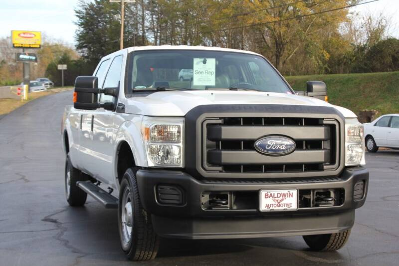 2012 Ford F-350 Super Duty for sale at Baldwin Automotive LLC in Greenville SC