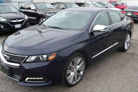 2015 Chevrolet Impala for sale at Deals R Us Auto Sales Inc in Lansdowne PA