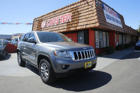 2013 Jeep Grand Cherokee for sale at CARSTER in Huntington Beach CA