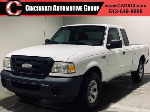 2008 Ford Ranger for sale at Cincinnati Automotive Group in Lebanon OH
