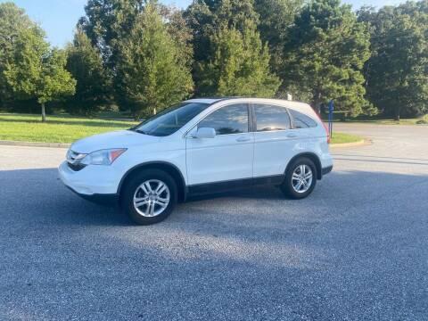 2010 Honda CR-V for sale at GTO United Auto Sales LLC in Lawrenceville GA